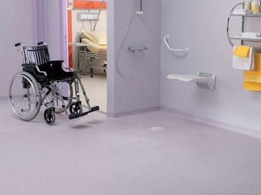 Anti-slip PVC flooring GRANIT MULTISAFE