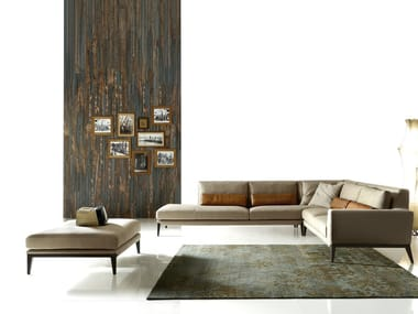 Corner fabric sofa MILLER | Corner sofa