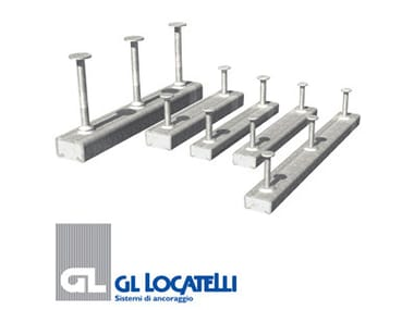 GP anchor channels GP channel bars  for fixing concrete