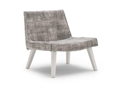 Upholstered polyurethane easy chair LC 24