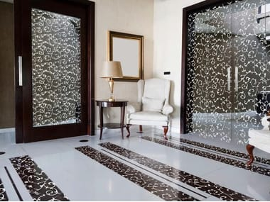 Glass sliding door SINERGY | Glass door