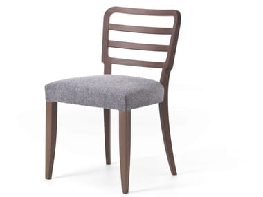 Upholstered fabric chair WIENER 11