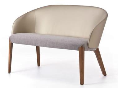 Fabric small sofa BELLEVUE 05/11