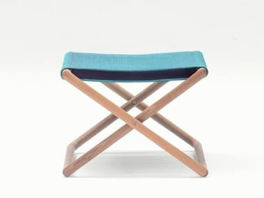 Folding garden stool PORTOFINO | Stool