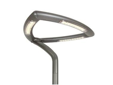 LED aluminium street lamp ZENDA