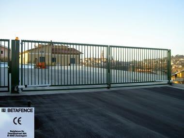 Swing Industrial metal gate ROBUSTA® IT