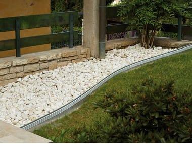 Aluminium lawn edging ALUBORD | Aluminium lawn edging