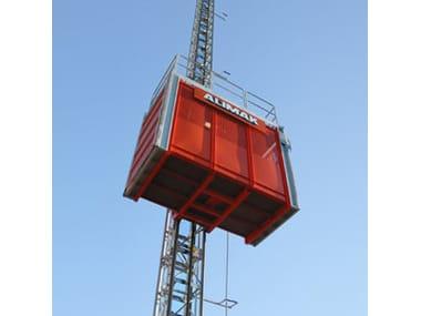 Construction hoist ALIMAK SCANDO 650