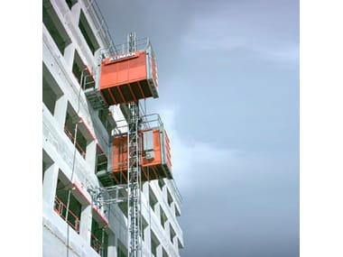 Construction hoist ALIMAK SCANDO 450
