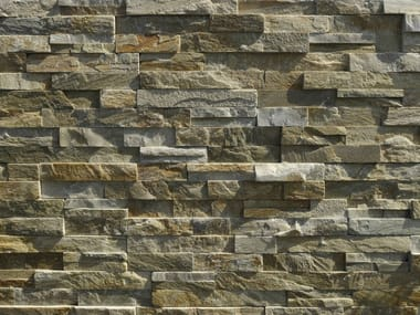 Quartzite wall tiles GOLDEN QUARZITE