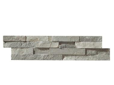 Outdoor quartzite wall tiles QUARZITE GRIGIA