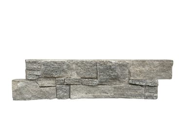 Outdoor natural stone wall tiles GNEISS GRIGIO
