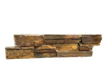 Outdoor slate wall tiles ARDESIA MULTICOLOR | Wall tiles