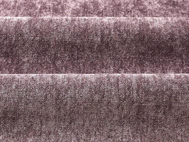 Solid-color chenille fabric BELSUEDE