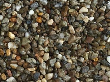 Ciottoli da giardino in pietra naturale CIOTTOLI NATURALI