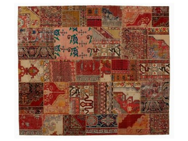 Vintage style patchwork rug PATCHWORK CLASSIC