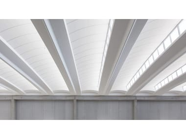 Precast reinforced concrete roof ALIANT SHED