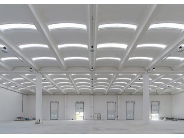 Precast reinforced concrete roof b2000