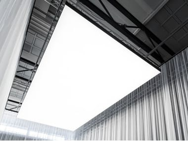 Pannello per controsoffitto con illuminazione integrata Philips OneSpace luminous ceiling