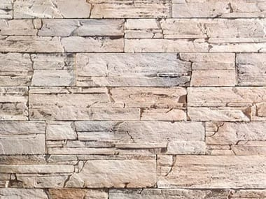 Frost proof reconstructed stone wall tiles with stone effect MARMOLADA