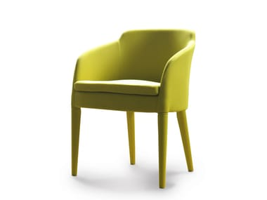 Easy chair with armrests CELIK