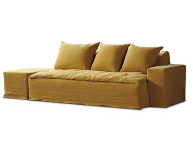 Fabric sofa RADO