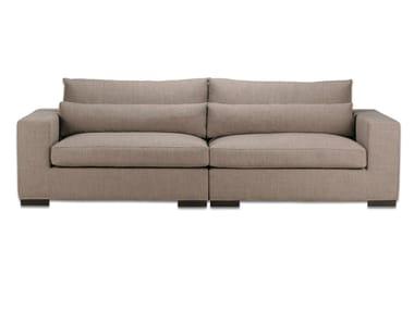 Sectional 3 seater fabric sofa ANGEL | Fabric sofa