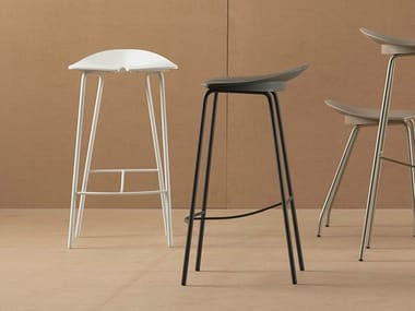 High polypropylene stool ANT 68