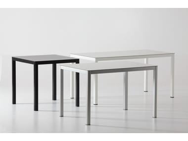 Rectangular table LA | Rectangular table