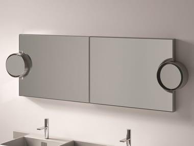 Wall-mounted bathroom mirror POLIFEMO
