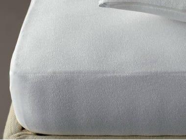 Coprimaterasso in spugna di cotone GREENFIRST | Coprimaterasso