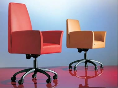 Office chair with 5-Spoke base SC1023