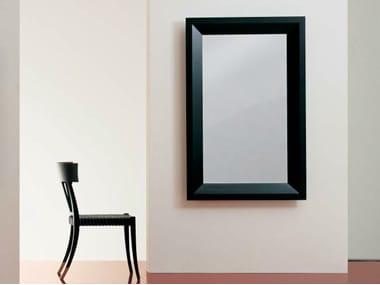 Rectangular framed mirror SC1039/b