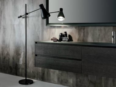 Adjustable floor lamp for bathroom SABRINA | Floor lamp