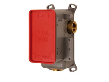 Concealed basic set FIMABOX