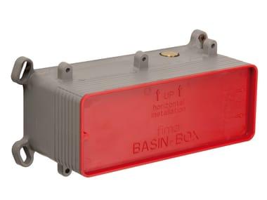 Concealed basic set BASINBOX