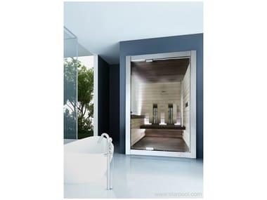 Infrared sauna SweetSauna90 Combi