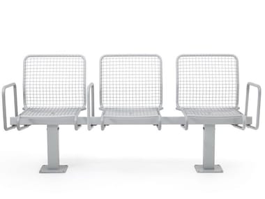 Steel beam seating SOLLIDEN | Beam seating