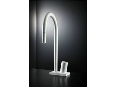 Contemporary style kitchen mixer tap FLUID F7028 | Kitchen mixer tap