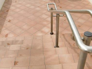 Quarry outdoor floor tiles RUSTICO SPESSORATO