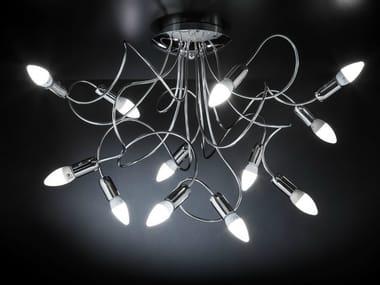 Plafoniere Con Bracci Flessibili : Lampade da soffitto con braccio flessibile archiproducts