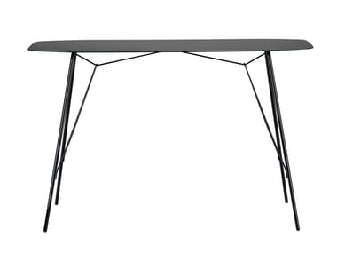 Lacquered Rectangular Console Table MINA