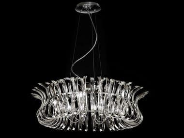 Crystal chandelier WAVE | Chandelier
