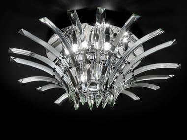 Plafoniere In Cristallo Prezzo : Lampade da soffitto stile classico archiproducts