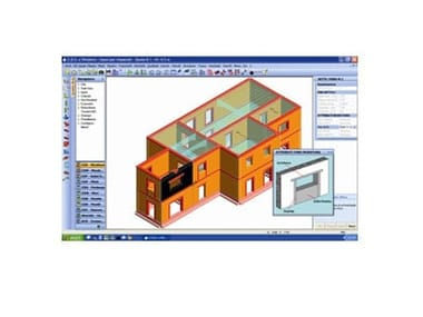 Masonry and mixed construction calculation CDMa Win