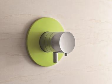Chromed brass shower tap MACÒ | Shower tap