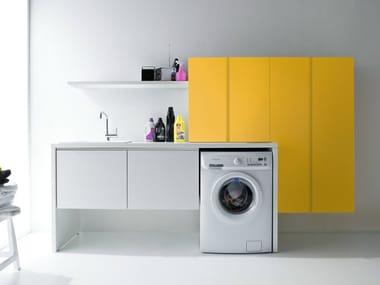 Mobili lavanderia lavanderia e pulizia della casa - Hauswirtschaftsraum mobel ...