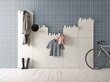 Wall-mounted coat rack MANHATTAN