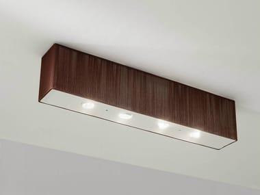 Handmade silk ceiling lamp CLAVIUS | Ceiling lamp