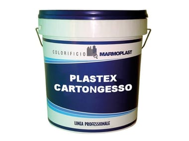 Washable water-based paint PLASTEX CARTONGESSO